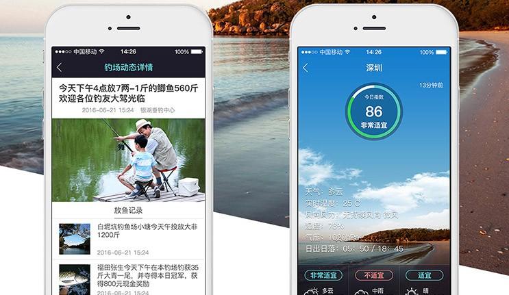 钓鱼app开发